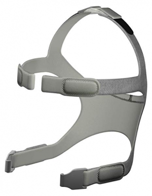 Simplus Full Face Headgear, Small with Buckle and Clips